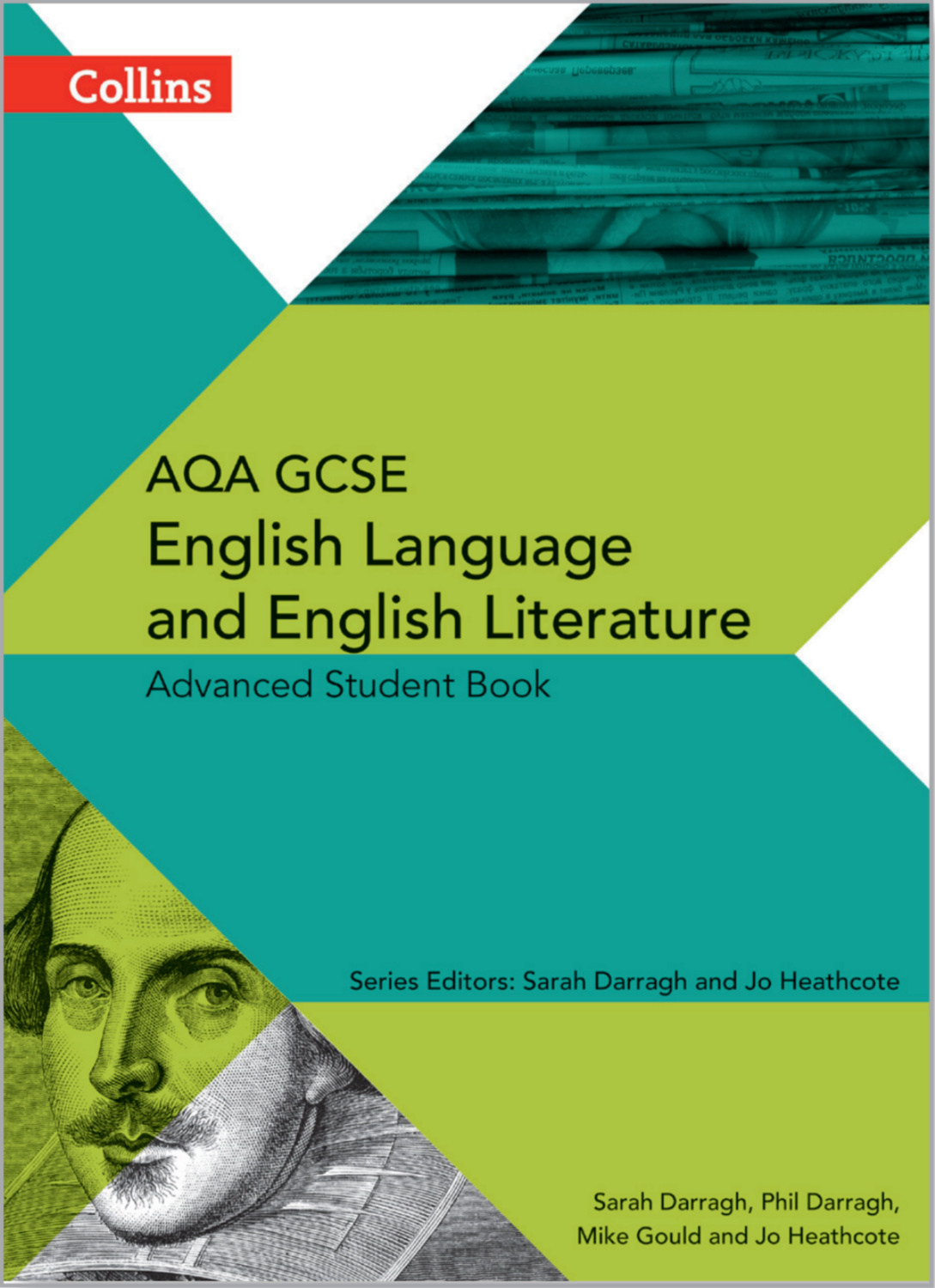 Image of the AQA English Literature and English Language Advanced Student book